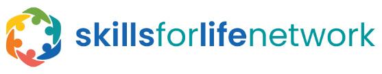 Skills for Life Network logo