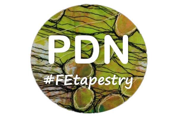 PDN #fetapestry logo