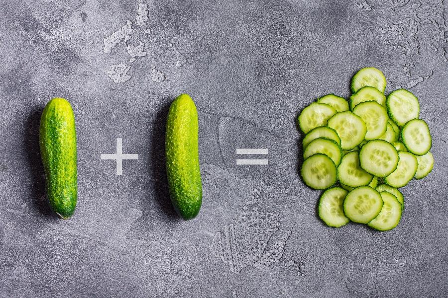 Mathematical Salad