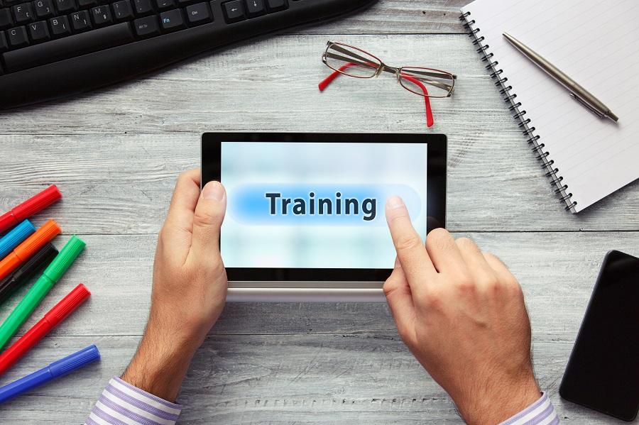 Training iPad