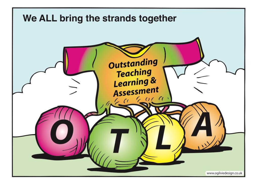 OTLA English and maths programme