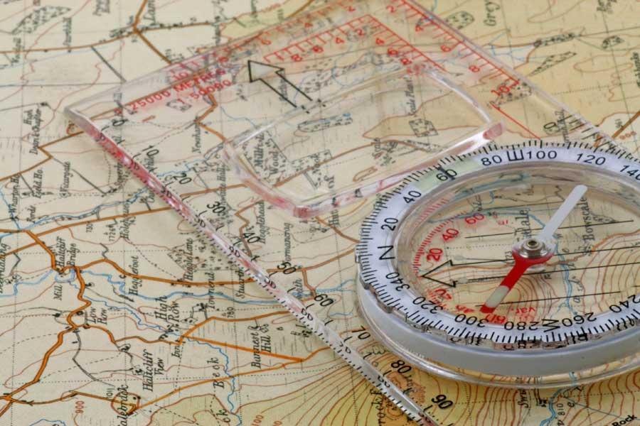 Numeracy skills and ordnance survey maps